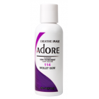 Adore: Semi Permanent Hair Colour Dye - Violet Gem 114