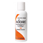 Adore: Semi Permanent Hair Colour Dye - Sunrise Orange 38