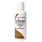 Adore: Semi Permanent Hair Colour Dye - Honey Brown 48