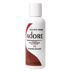 Adore: Semi Permanent Hair Colour Dye - Copper Brown 76