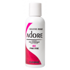 Adore: Semi Permanent Hair Colour Dye - Pink Fire 80
