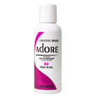 Adore: Semi Permanent Hair Colour Dye - Pink Rose 82