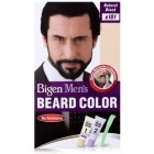 Bigen Mens Natural Black 101 Beard Colour