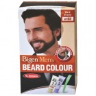 Bigen Mens Dark Brown 103 Beard Colour
