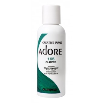 Adore: Semi Permanent Hair Colour Dye - Clover 165