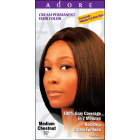 Adore Cream Permanent Hair Colour Dye - Medium Chestnut 707