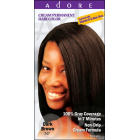 Adore Cream Permanent Hair Colour Dye - Dark Brown 747
