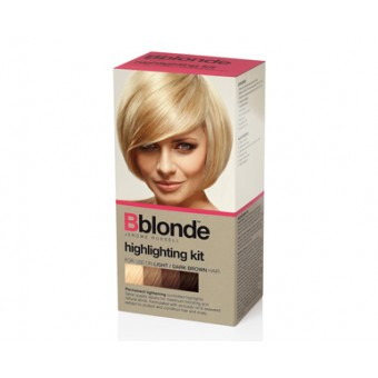 Bblonde highlighting kit for women
