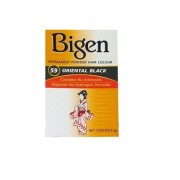 Bigen Powder Hair Dye - Oriental Black 59