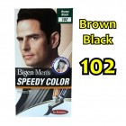 Bigen: Men's Speedy Dye - Brown Black [102]