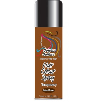 Colour Culture: Colour Spray - Brown 200ml