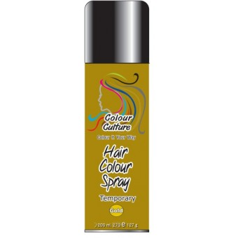 Colour Culture: Colour Spray - Gold 200ml