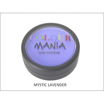 Colour Mania: Hair Shadow - Mystic Lavender
