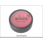 Colour Mania: Hair Shadow - Red Passion