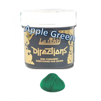 Directions: Hair Colour - Apple Green 88ml