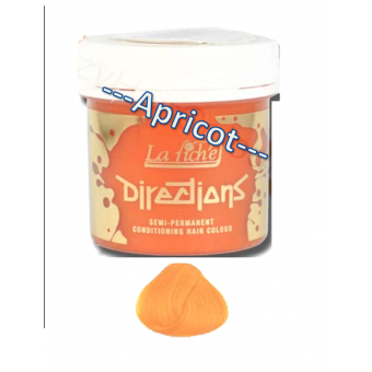 Directions: Hair Colour - Apricot 88ml
