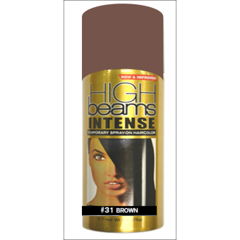 High Beams: Intense Hair Color Spray - Brown 2.7oz
