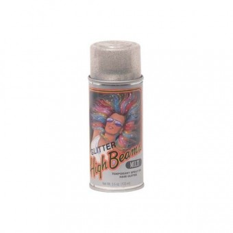 High Beams: Intense Hair Color Spray - Glitter Multi 2.7oz