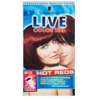 Live Colour XXL: Hot Reds - Dark Spice 52
