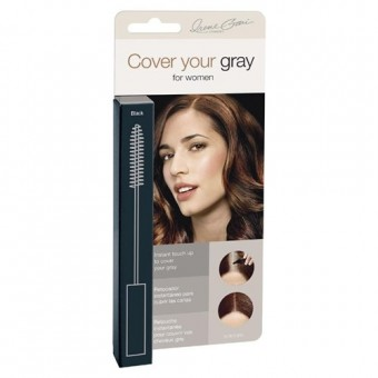 Irene Gari Cover Your Gray Brush in - Black
