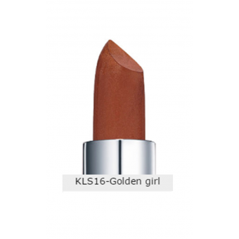 Kiss: Moisture Lipstick - Golden Girl (KLS16)