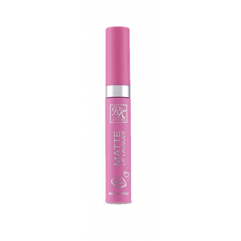 KISS: Matte Lip Lacquer - Think Pink (RML08)