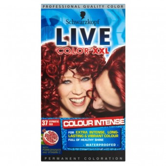 Live Colour XXL: Colour Intense - Hypnotic Red 37