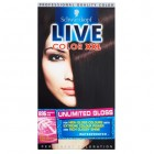 Live Colour XXL: Unlimited Gloss - Midnight Red 896
