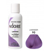 Adore: Semi Permanent Hair Colour - Lavender 90