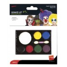 Smiffy's: Face Painting Palette - 7 Colours
