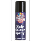 Smiffy's Hair Colour Spray - Black 125ml
