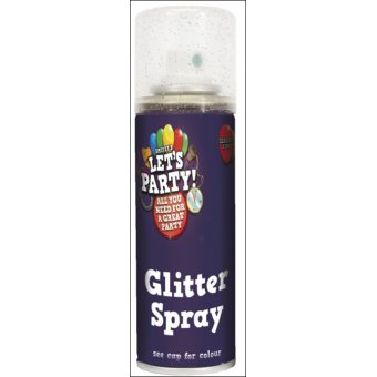 Smiffy's Hair Colour Spray - Glitter Multi 125ml