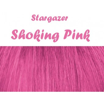 Stargazer: Semi Perm Hair Dye - Shocking Pink